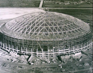 Houston Astrodome - 1964