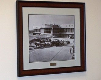 Corporate Art Projects: Houston International Airport, 1956