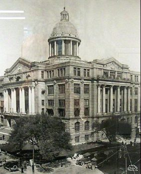 Harris County Courthouse ca. 1915 - Houston, Texas