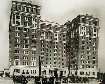 Warwick Hotel 1946 - Houston, Texas